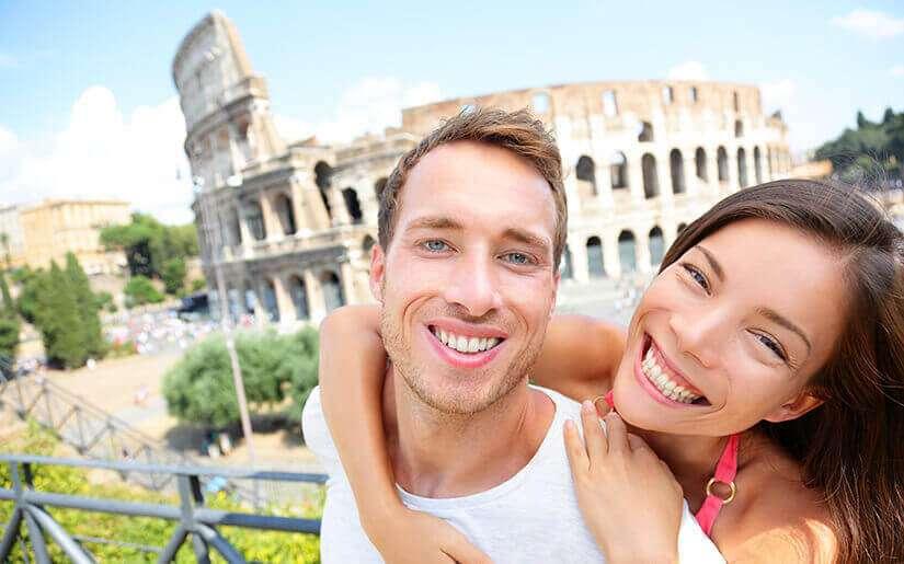 חופשה נגישה בעיר רומא