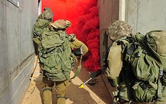 פוסט טראומה בצבא