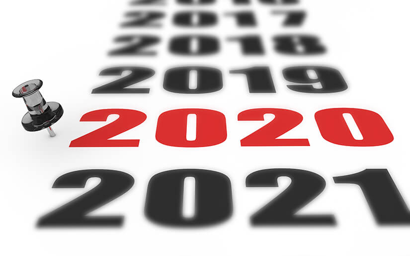 נכי צהל ברוכים הבאים לשנת 2020