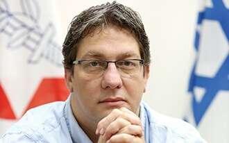 ברכה ליום העצמאות : עידן קלימן יושב ראש מחוז תל אביב
