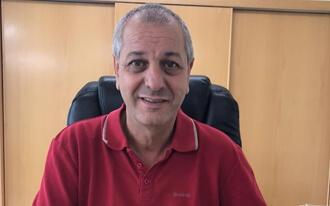 מנהל בית הלוחם חיפה - ניסים חסין