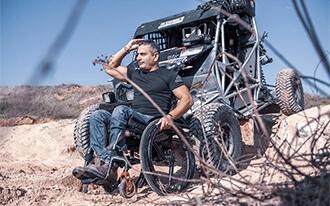 דרור כהן מתכונן למרוץ במרוקו