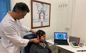 טיפול חדשני בפוסט טראומה במרכז הרפואי הרצוג