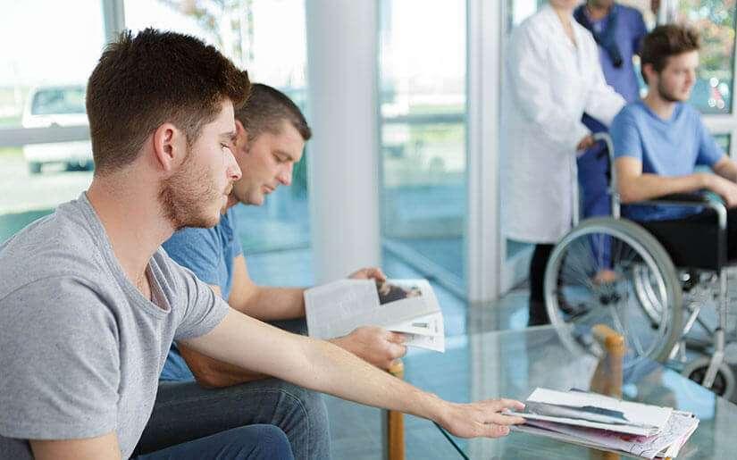 """מהפכה רפואית לנכי צה""""ל - שירות חדש ותקדימי בבית החולים איכילוב"""