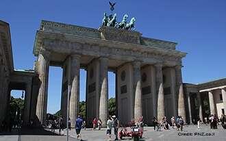 מקומות רומנטיים בברלין