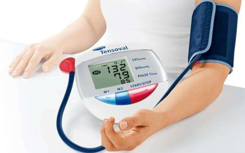 מד לחץ דם למדידה על הזרוע - Tensoval Comfort - ניתן להשיג בחברת כמיטק