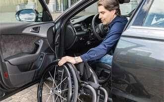 כיסא גלגלים זניט (ZENIT) - עכשיו באולם התצוגה של כמיטק