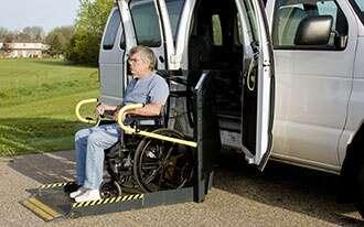 """נכה צה""""ל: טיפים לנהיגה ברכב מסחרי"""