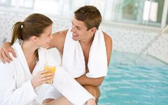 הידרותרפיה - הברכה שבבריכה