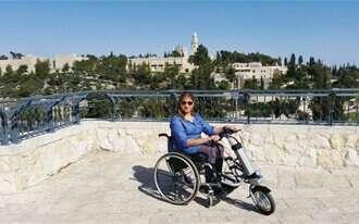 מהפכה טכנולוגית למרותקים לכיסאות גלגלים